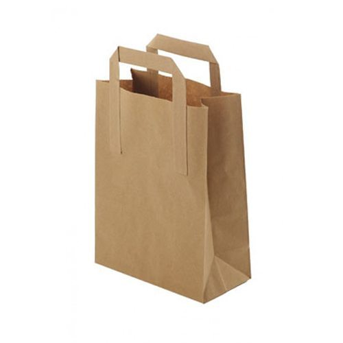 Brown Carrier Bags - Packaging Direct