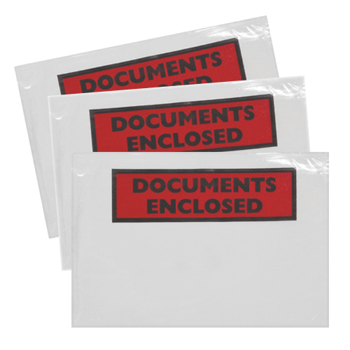 Document Enclosed Envelopes - Packaging Direct