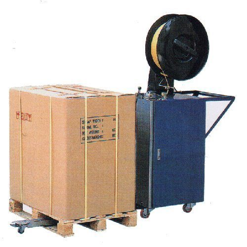 Machine Strapping - Packaging Direct