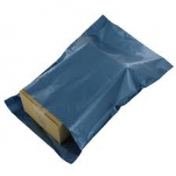 Blue Poly Mailing Bags - Packaging Direct