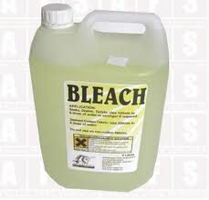 Bleach 2x5 Ltr