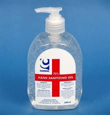 Hand Sanitiser 70%  Alcohol 6x500ml