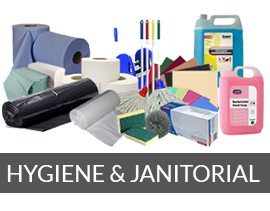 Hygiene & Janitorial Products