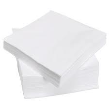 White 38x38 2ply